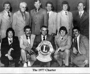 Charter executive members
