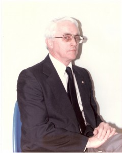 Eric Russell 1984-85
