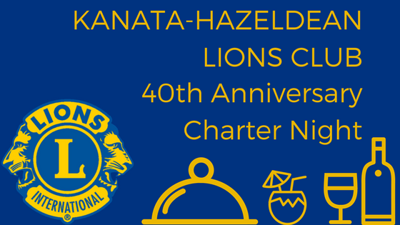 40th Anniversary Charter Night