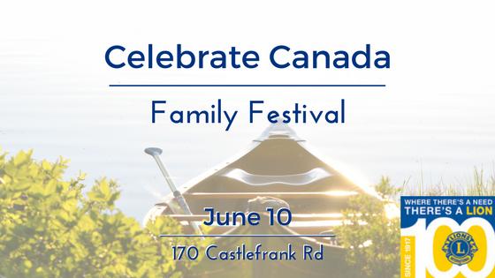 Celebrate Canada Family Festival