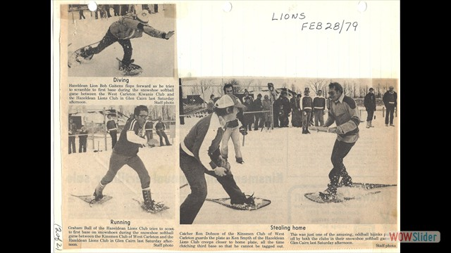 1979-02-28 Snowshoe softball