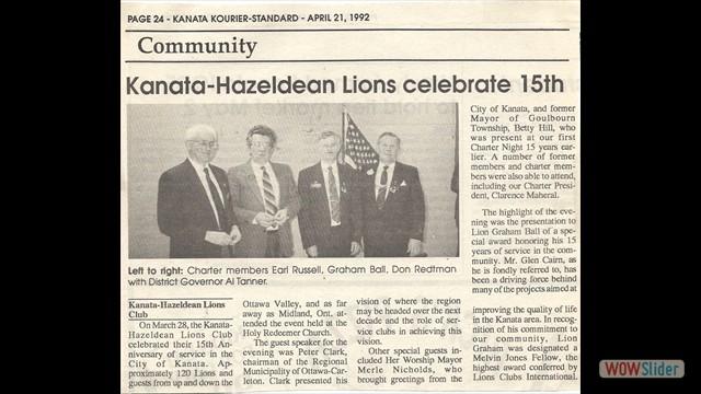 1992-04-21 15th Anniversary
